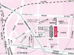 2017 JAWA‐SHOW地図